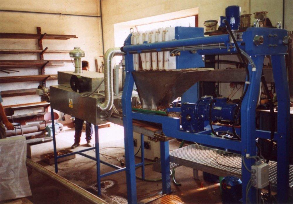 Ясловске Богунице<br />Экспериментальное   решение осушки шлама на микроволновке для Атомной электростанции Ясловсе Богунице.